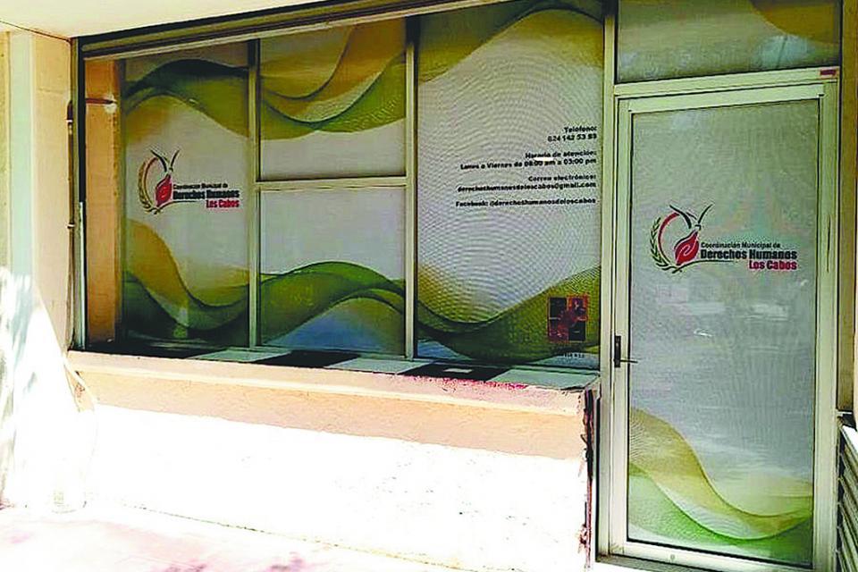 Abren oficina de Derechos Humanos en Cabo San Lucas