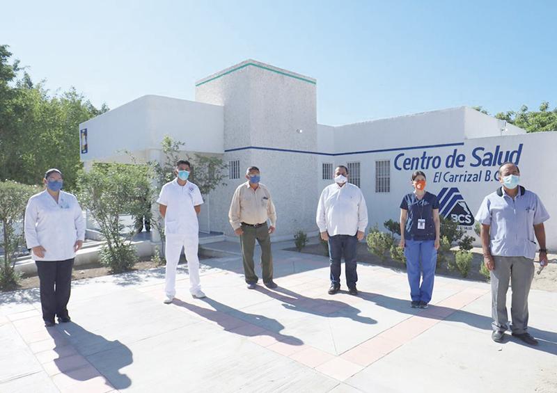 Trabajamos para garantizar mejores servicios de atención a la salud: CMD