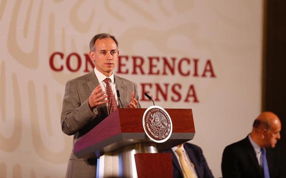 Conferencia de prensa por Covid-19