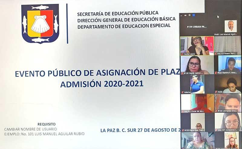 Contrata SEP 932 docentes de nivel Básico ciclo 2020-2021