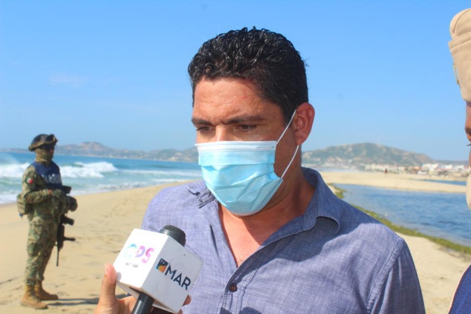Direc. Gral. Ecología y Medio Ambiente Carlos Alberto López Montalvo