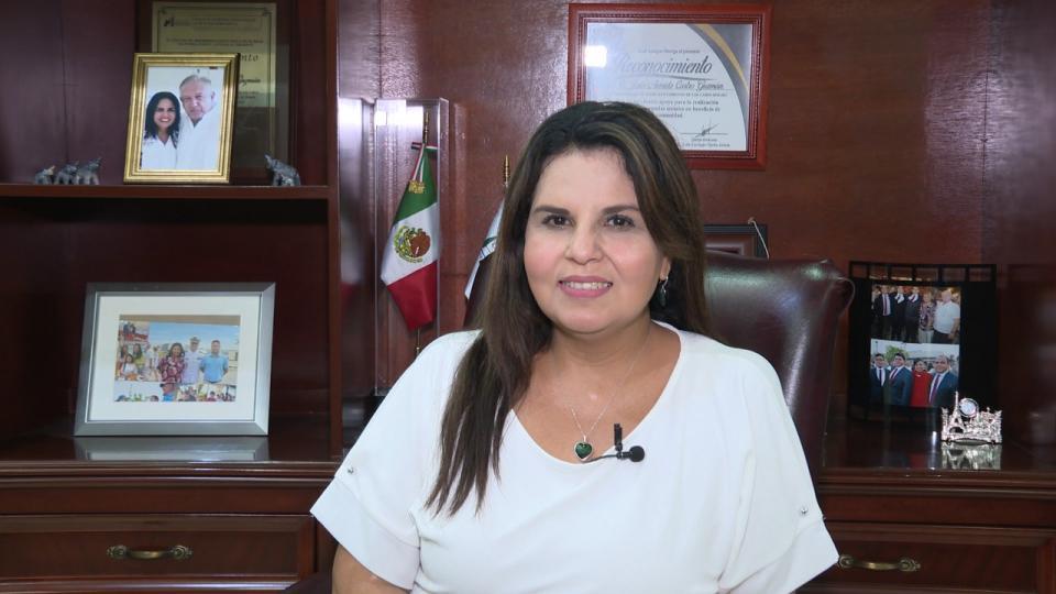 Armida Castro, Presidenta Municipal de Los Cabos