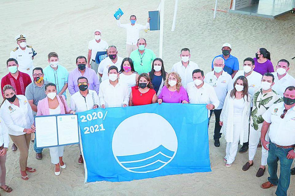 """Los Cabos primer lugar en Latinoamérica con 22 playas """"Blue Flag"""""""