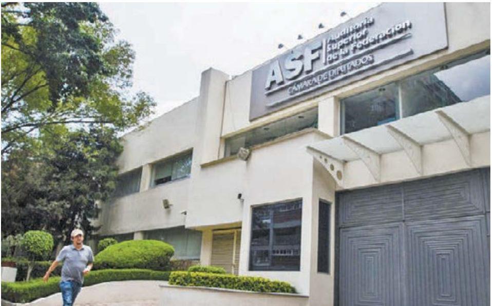 Auditoría Superior de la Federación (ASF)