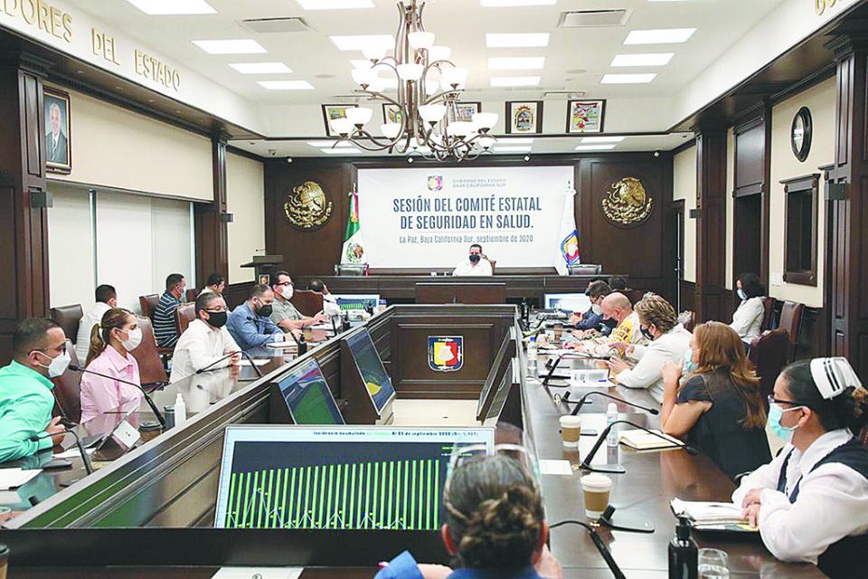 Todos en alerta en lucha contra Covid-19: Gobernador