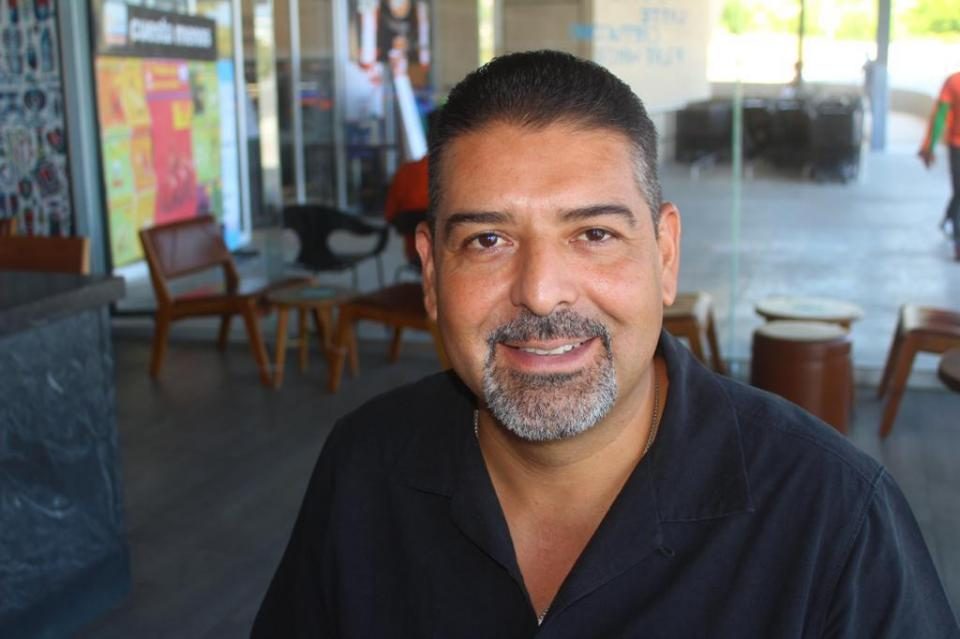 Juan Alberto Valdivia, consejero estatal del PRI