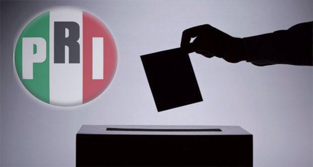 Elecciones PRI