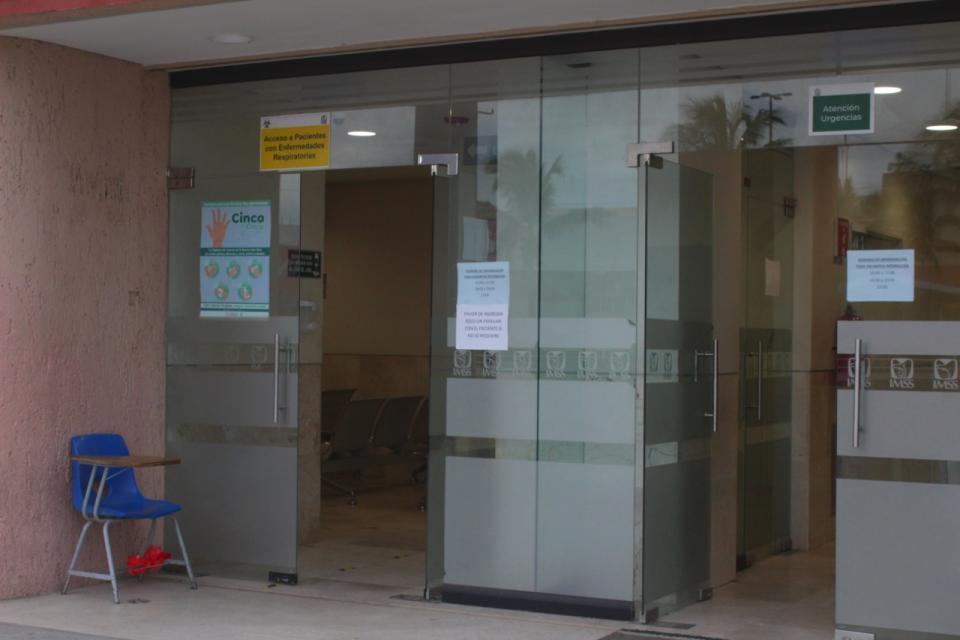 IMSS CSL contingencia pandemia covid 19