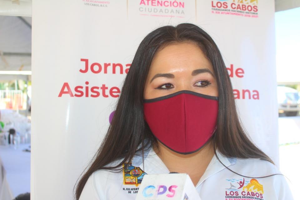 Elizabeth Álvarez Rosas, titular delegacional de Santiago