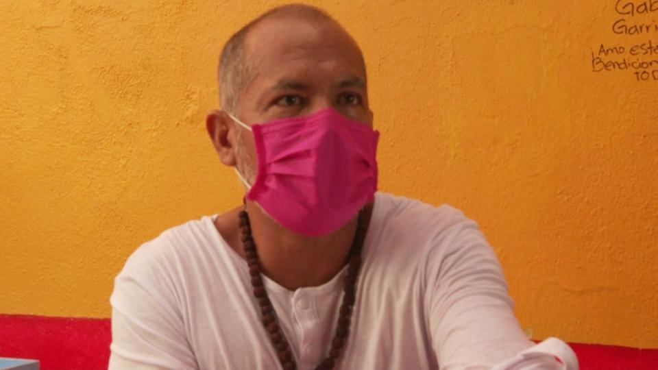 Carlos Tinoco, presidente de la Asociación de Empresarios de Los Cabos
