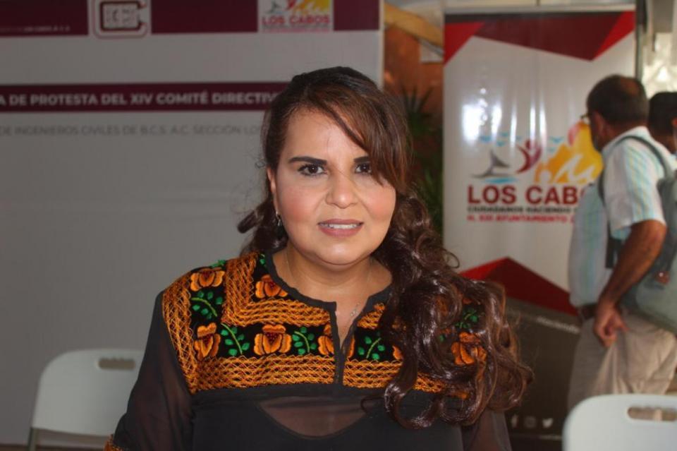 Alcaldesa de Los Cabos Armida Castro