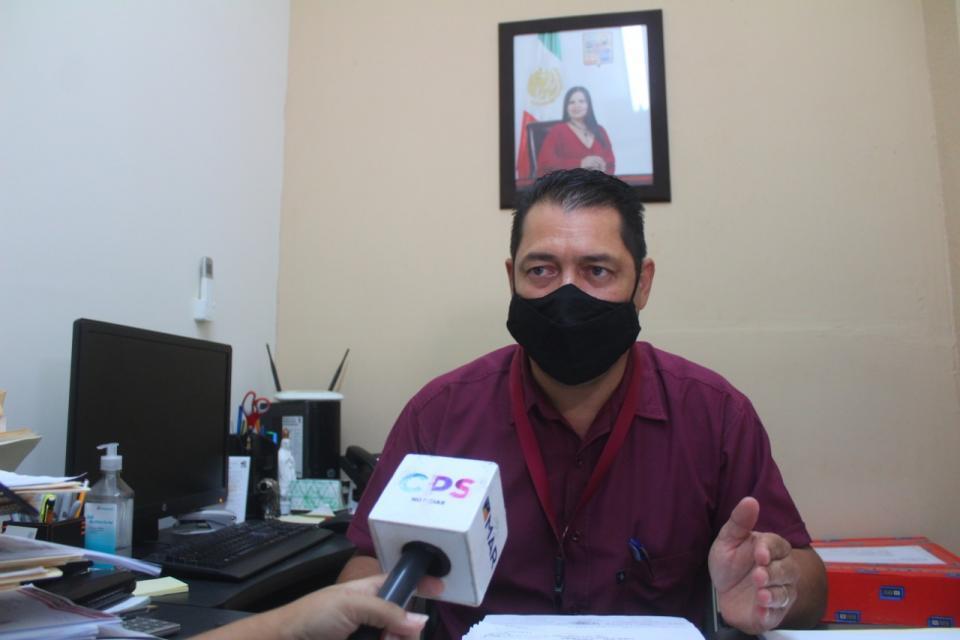 Jefe de Inspección Fiscal Municipal, José Manuel Márquez