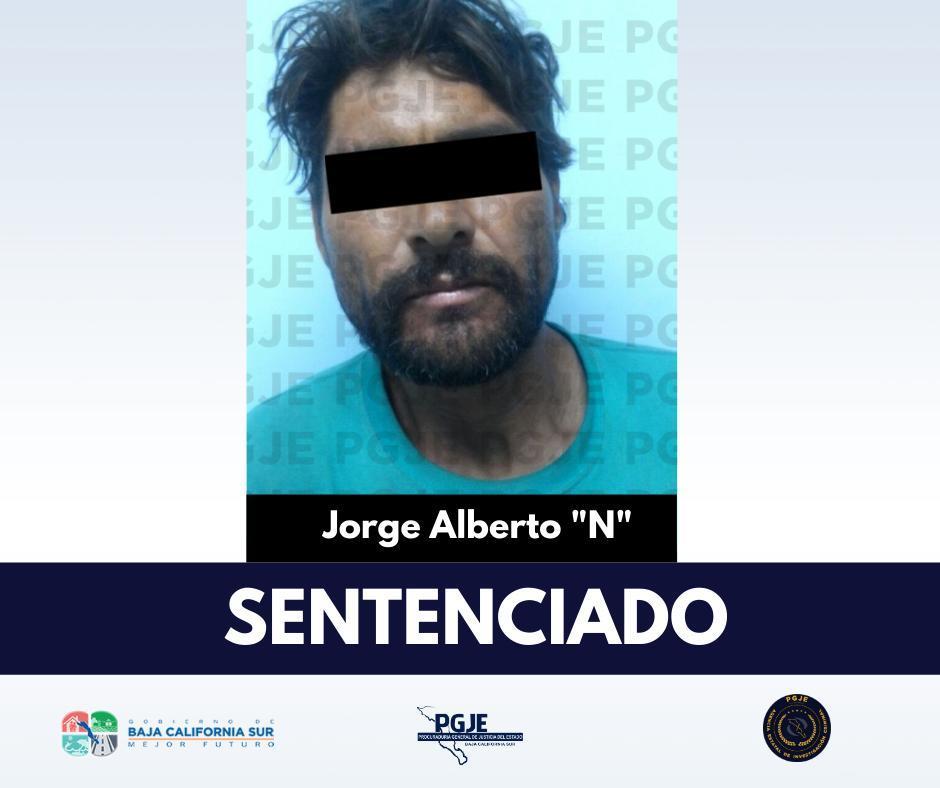 Recibe sentencia de 3 años y 4 meses por robo agraviado
