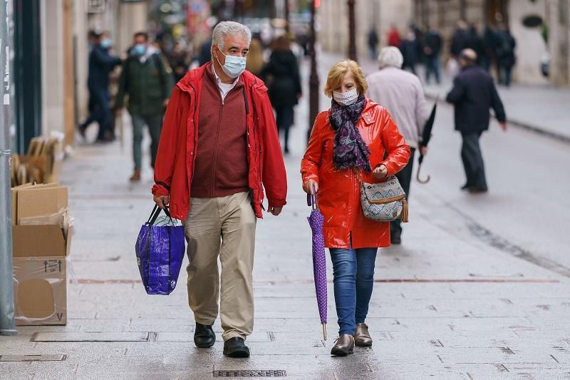 España supera el millón de contagios por Covid-19