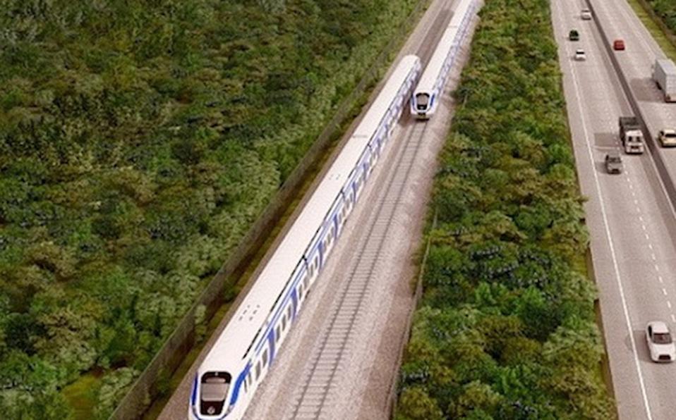 Obra de Tren Maya