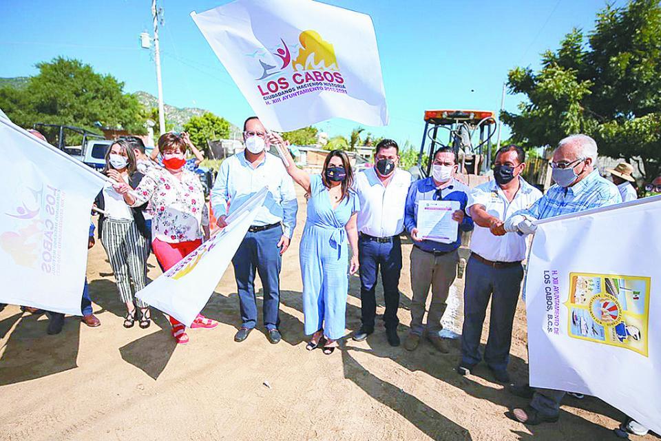 Beneficiarán nuevas obras a más  mil 600 ciudadanos en SJC