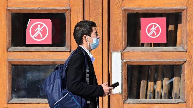 Uso de cubrebocas en la calle podría ser obligatorio en Portugal