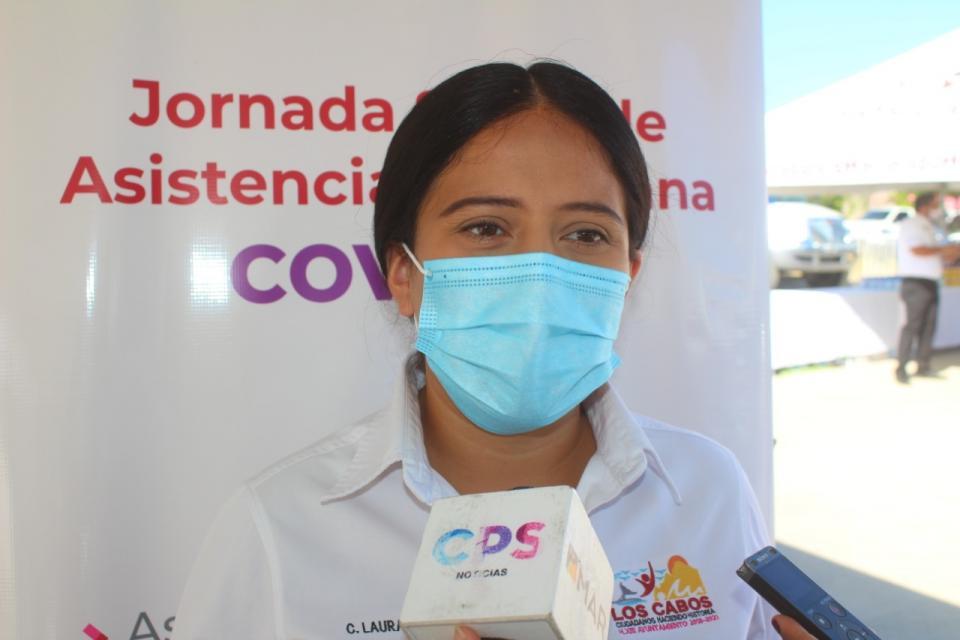 Laura Araceli Brito Camacho atencion ciudadana