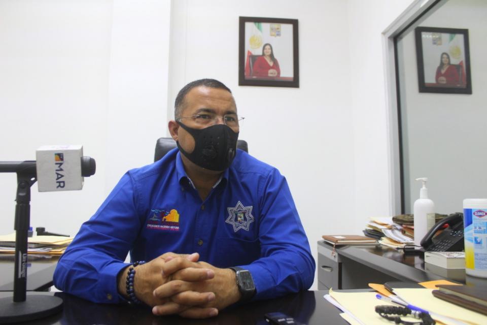 Director General de Seguridad Pública, Policía Preventiva y Tránsito del Municipio de Los Cabos