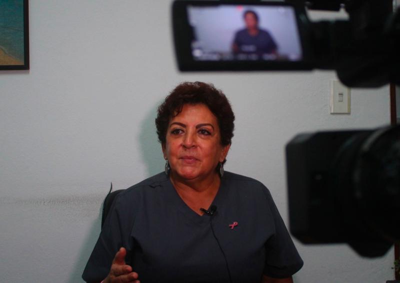 María del Carmen Zeron Castañón