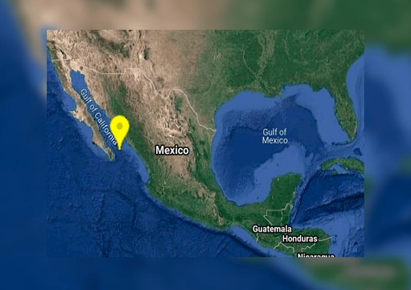 Sismo de 4.1 de magnitud al noroeste de SJC