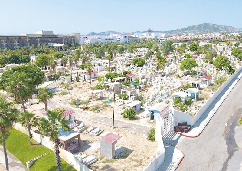Permanecerán panteones de Los Cabos cerrados este Día de Muertos