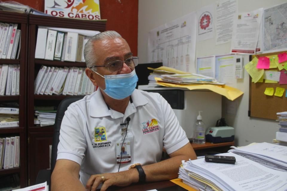 Director Gral. de planeación y desarrollo urbano de Los Cabos