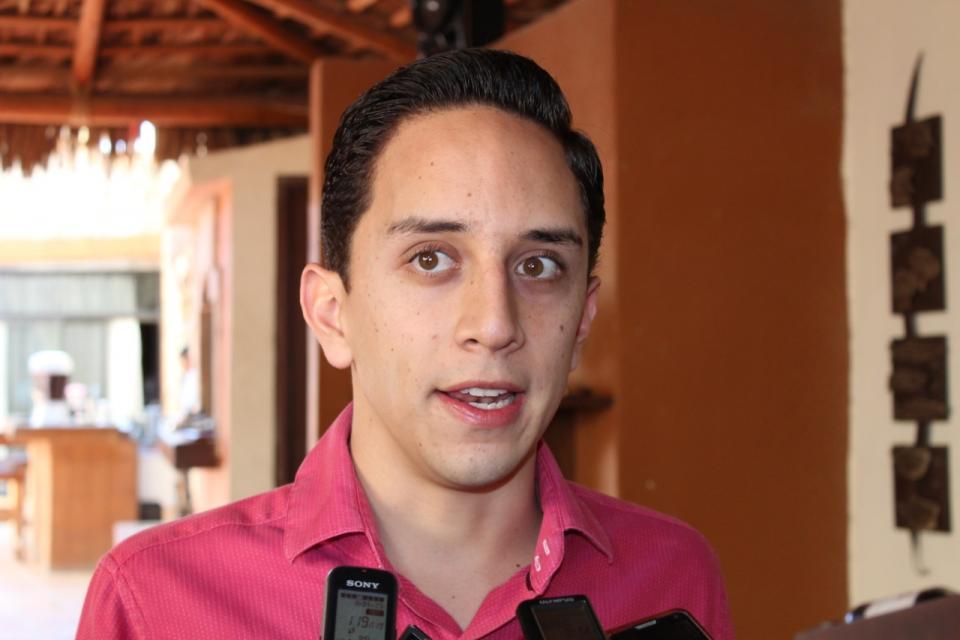 Secretario general del Partido Revolucionario Institucional (PRI) en Baja California Sur