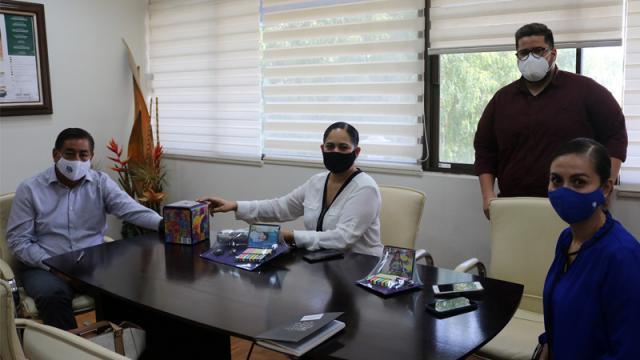 "Suman a SEP en campaña ""Orgullosamente Tercos"" del CRIT La Paz"