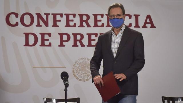 Conferencia de prensa Sep
