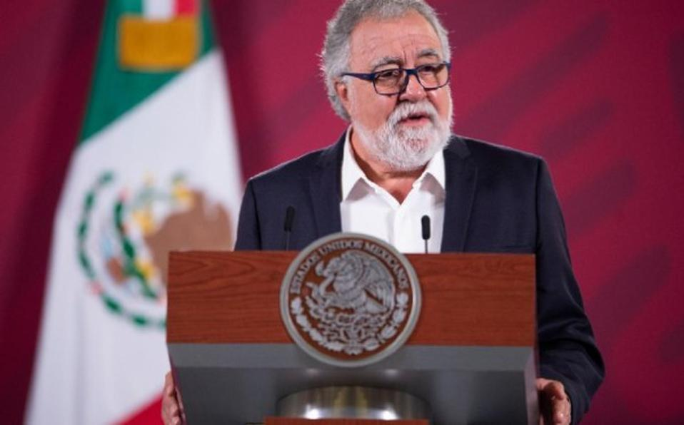 Subsecretario de Derechos Humanos, Alejandro Encinas Rodríguez