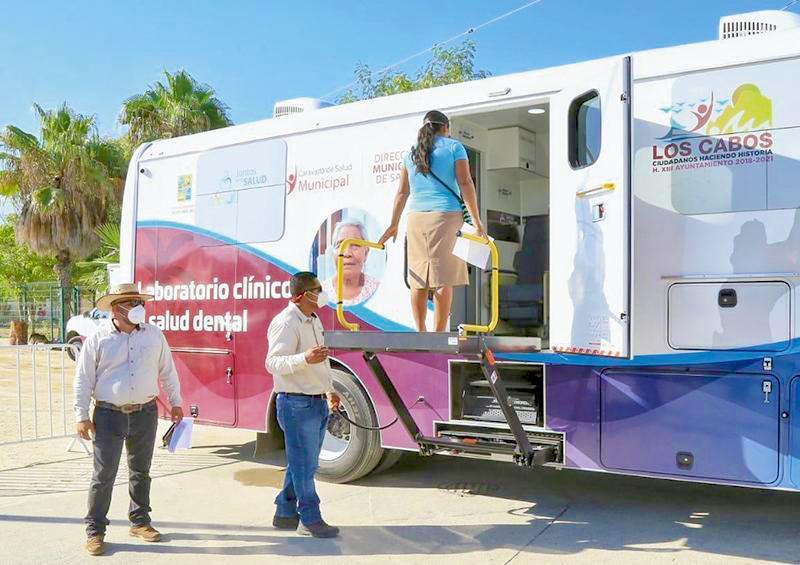 Caravana de Salud en Los Cabos