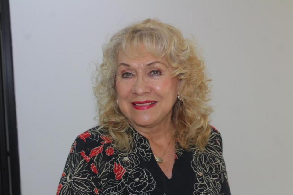 Dolores Castro, presidenta de la Comisión de Equidad y Bienestar Social