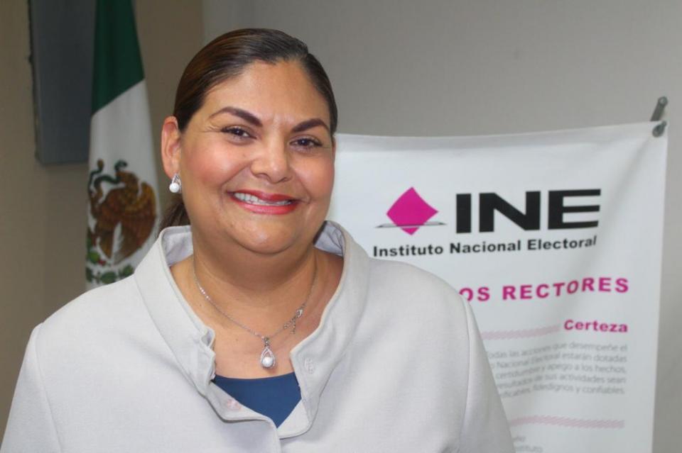 Consejera presidente del Instituto Estatal Electoral