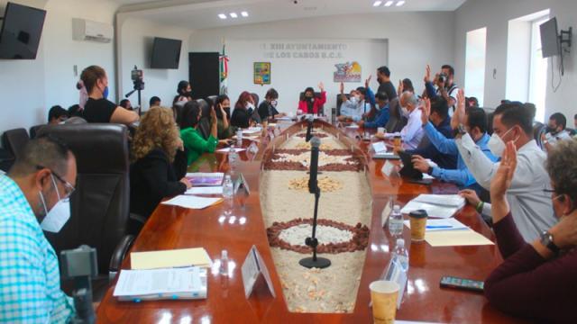 Cabildo aprueba segundo informe de la alcaldesa de Los Cabos