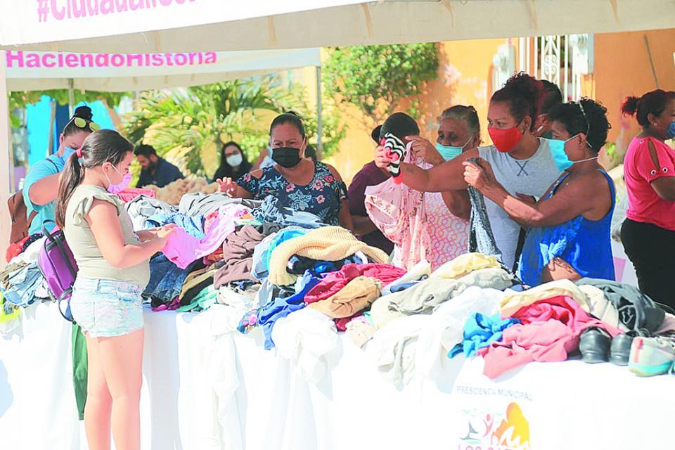 Más de 2 mil apoyos ha otorgado DIF Los Cabos