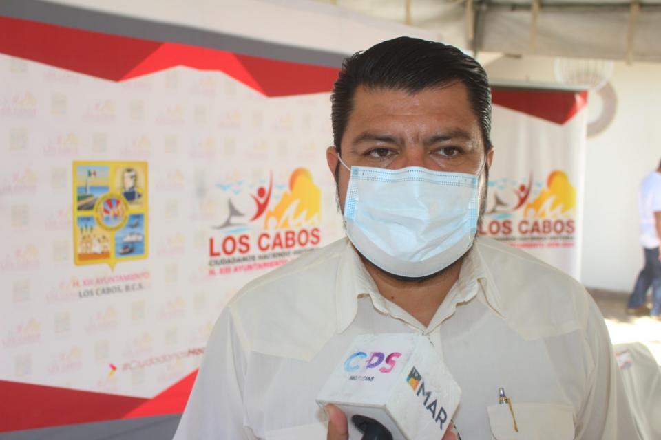 Juan Meza García Director de Educación en Los Cabos