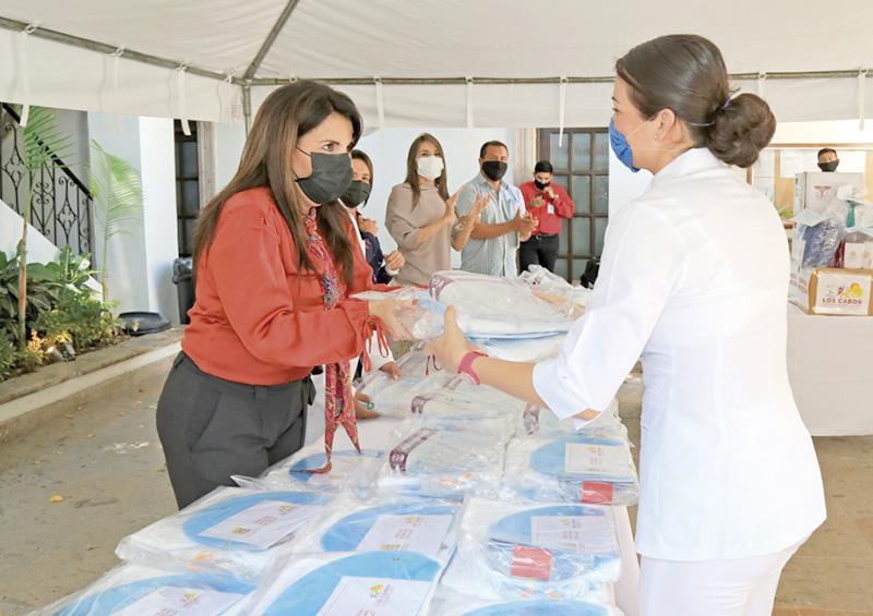 Durante Jornada de Sana Distancia  enfrentan pandemia