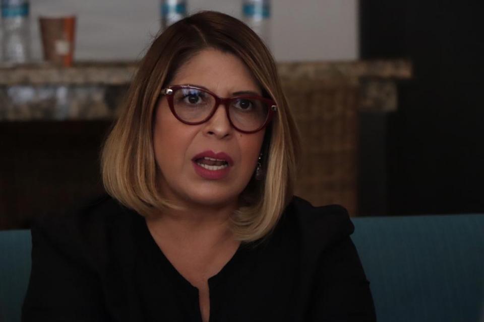 Guillermina Alvarado, diputada federal
