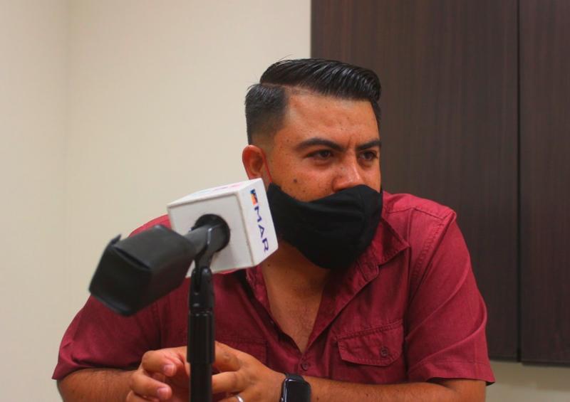 Regidor Flavio Antonio Olachea Montaño