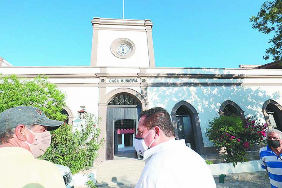 Entregan rehabilitación de Casa de la Cultura en El Triunfo