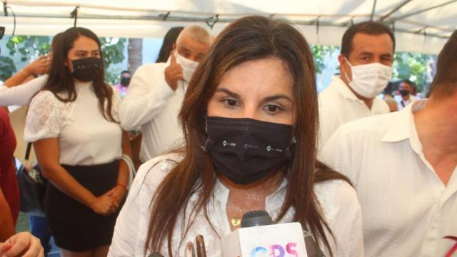 Alcaldesa de Los Cabos