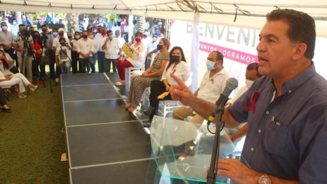 Alcalde de La Paz respalda a Armida Castro