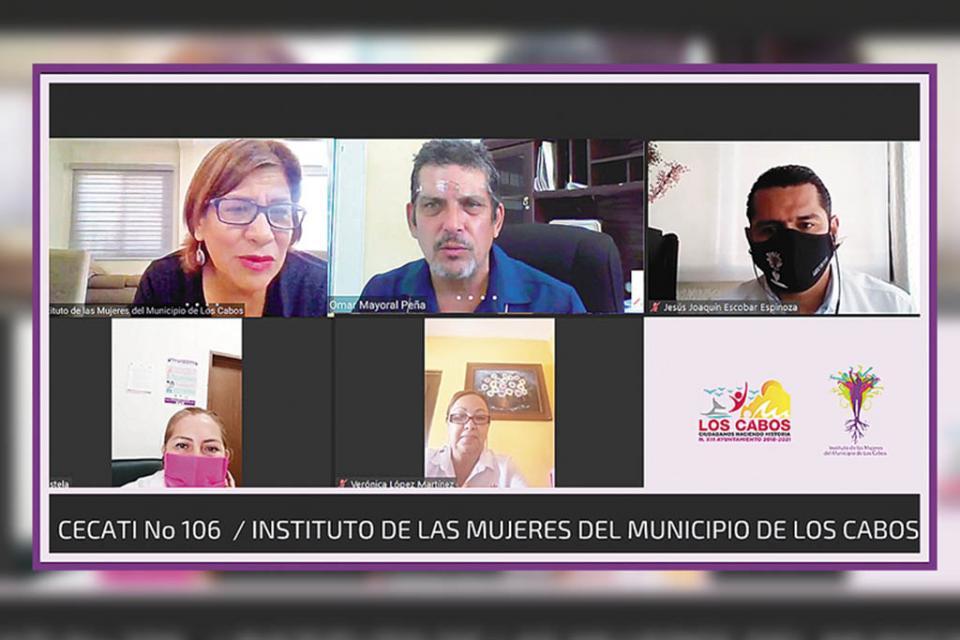 Unión de Gobierno y Cecati 106 para capacitar más mujeres