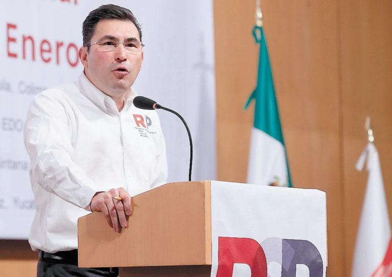 Organización de Redes Progresistas, encabezada por el Yerno de Elba Ester Gordillo