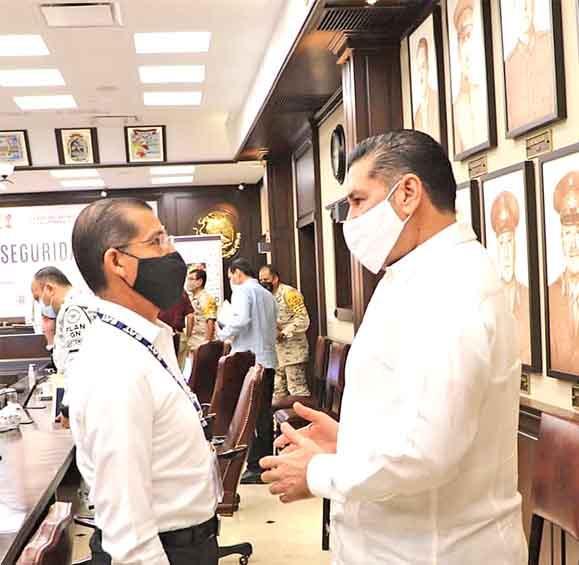 Aduana se suma a la estrategia  de seguridad en BCS: De la Peña