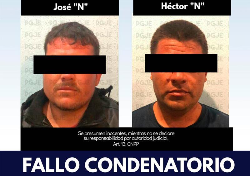 """Adolfo """"N"""" y José """"N"""""""