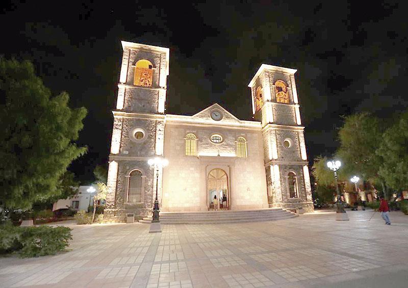 Resaltan arquitectura de Catedral de La Paz