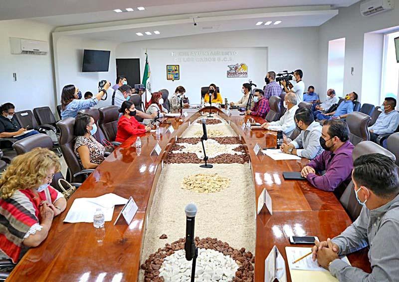 Rendirán de manera virtual 2º Informe de Gobierno de Los Cabos