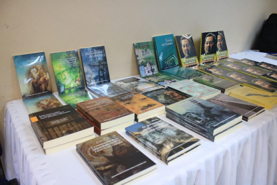 UABCS Día Nacional del Libro